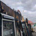 Brand bij bouwmarkt Zonneveld
