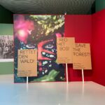 'Rettet den Wald!' in museum Het Valkhof