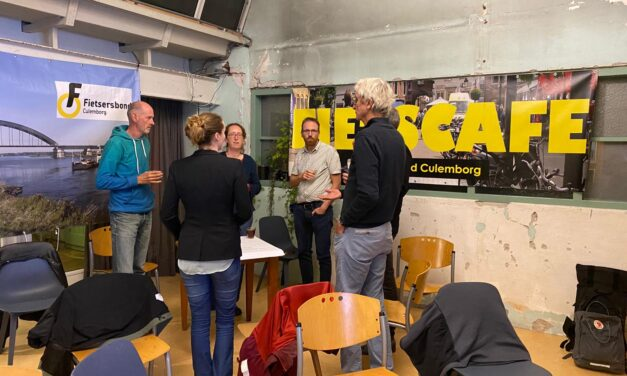 Fietsersbond wil Culemborg 10 minuten-stad maken