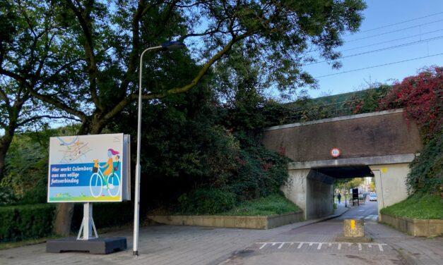 Vianense poort Culemborg afgesloten voor gemotoriseerd verkeer