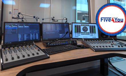 Five4You Radio-uitzending 3