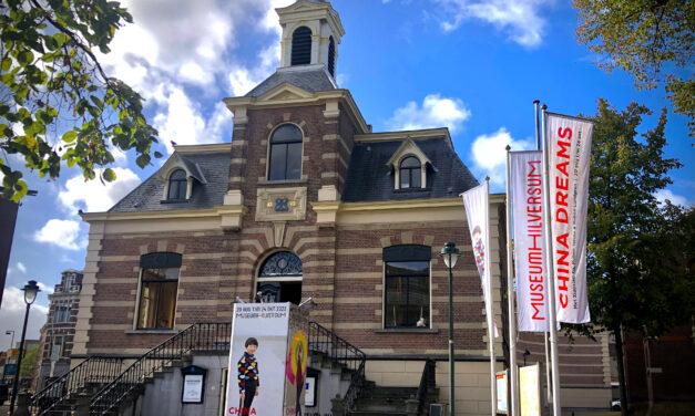 Fietssleutelactie bij het Hilversums museum