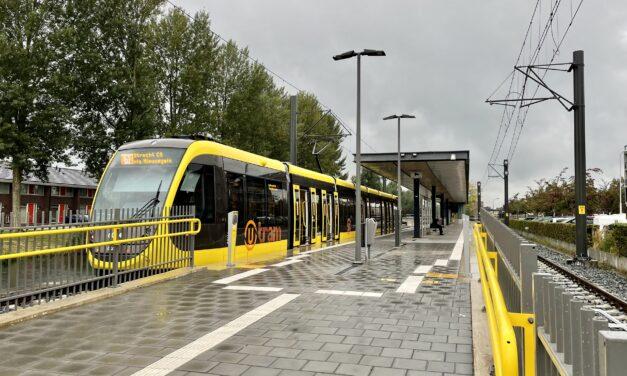 Vanaf oktober minder geluidsoverlast trams Nieuwegein-IJsselstein