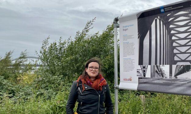 Een waardig afscheid voor de boogbrug tussen Nieuwegein en Vianen