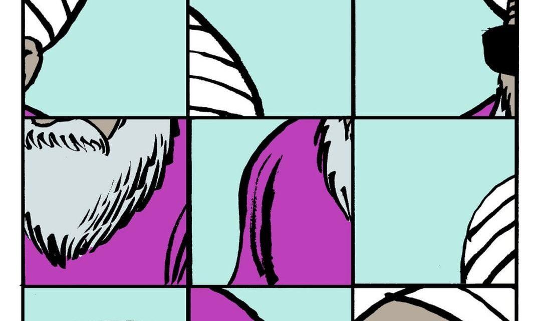 Cartoons in a classroom: Where do we draw the line?