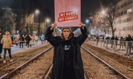 """The attack on abortion rights in Poland: """"We should have the right to choose"""""""