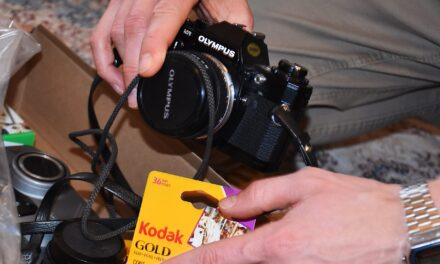 Gen Z Taking on the Expensive Hobby of Analogue Photography