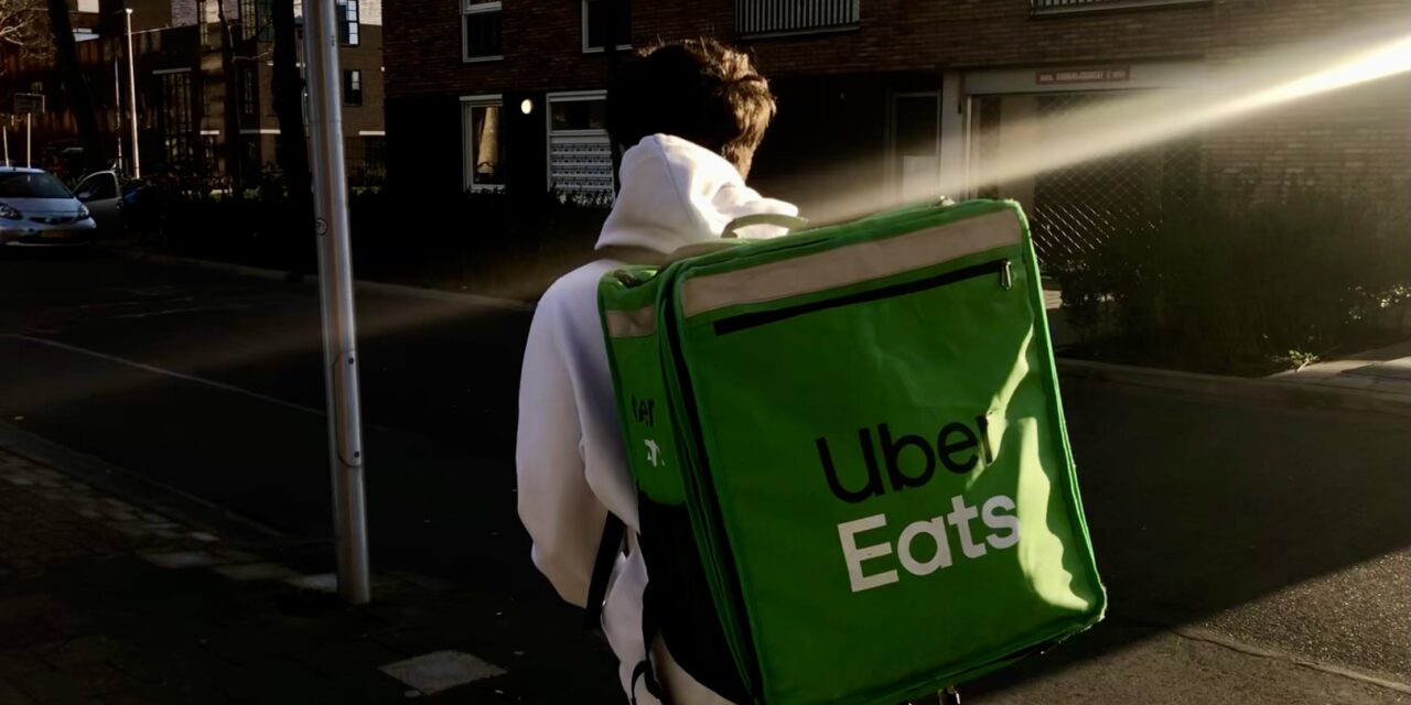 Delivery drivers: freelances or slaves?