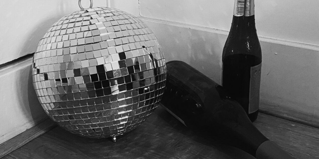 Silence on the dance floor, it's okay to feel not okay