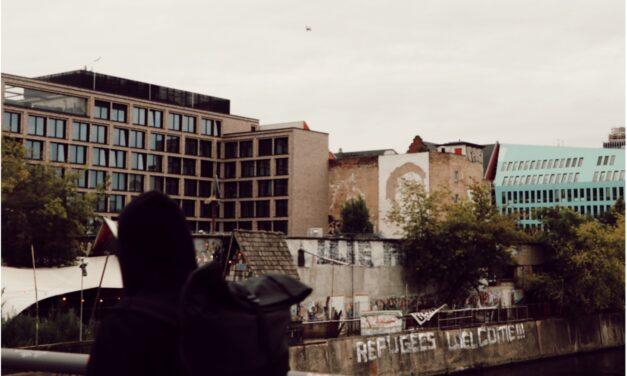 Wir haben das geschäft: Germany's refugee policy without 'Mutti'