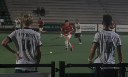Stick together: The decline of boys' hockey in the Netherlands (and Europe?)