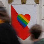 Toddlers drawing gay propaganda