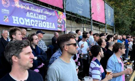 Non-league football –a sport with a bigger purpose