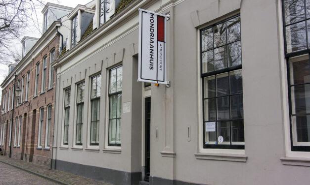 Bijzondere werken te zien in het Mondriaanhuis