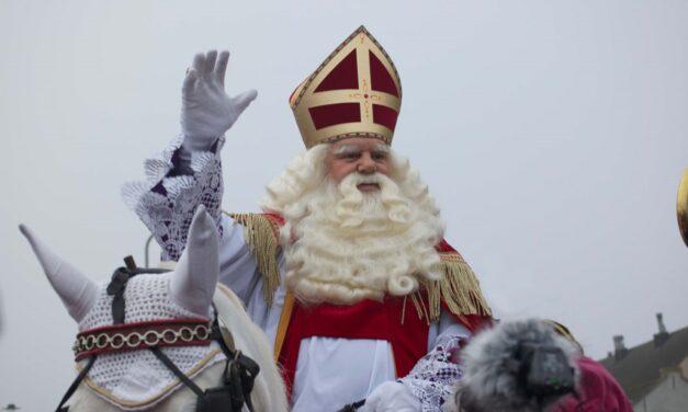 QR-code verplicht bij de intocht van Sinterklaas