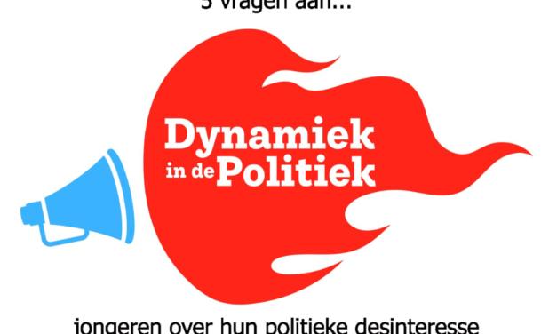5 vragen aan… jongeren over hun politieke desinteresse