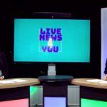 TV-uitzending 2 LiveNews4You