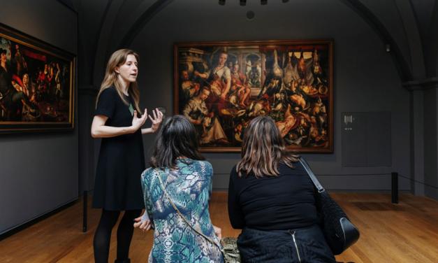 Rijksmuseum toont werk vrouwelijke schilders