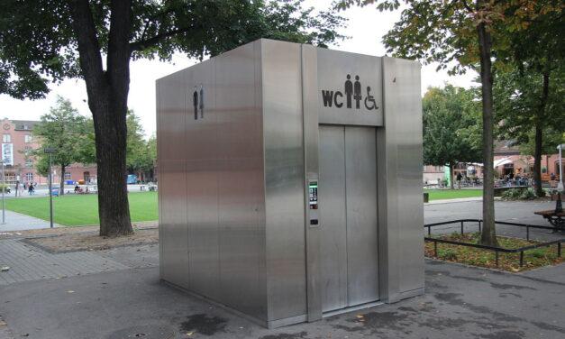 Meer geld voor openbare toiletten in Amsterdam