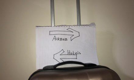 Airbnb en hotels: oneerlijke concurrentie?