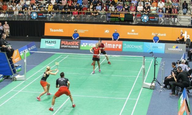 """""""Mensen spelen meer badminton dan voetbal in India"""""""