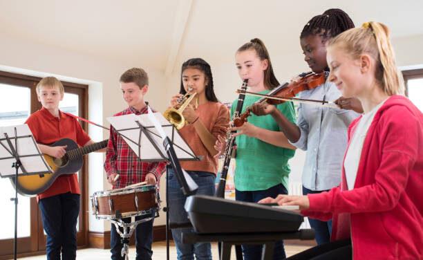 TraieCtum, ontwikkeling voor talentvolle jonge muzikanten