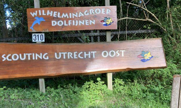 Onbeperkt plezier bij scoutingkamp in Utrecht Oost