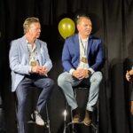 Rob Nap wint de Gouden Parel