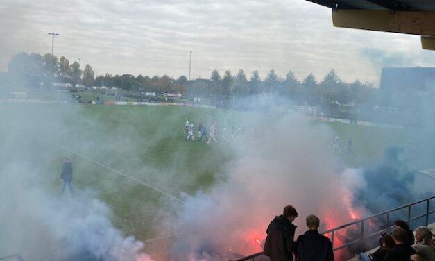 SC Woerden wint stadsderby van VEP in hectische slotfase